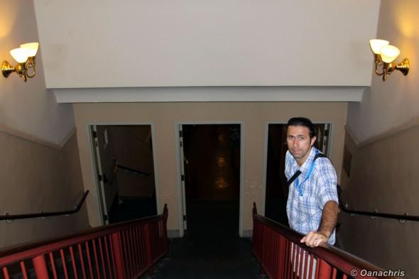 Ellis Island - Stairs of Separation