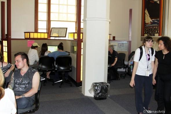 Ellis island - Immigration Research Centre