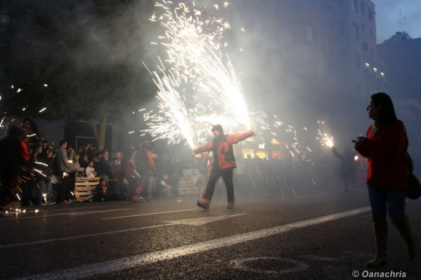 Feria de Falles - Parade (10)