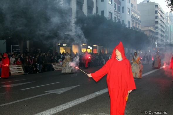 Feria de Falles - Parade (2)