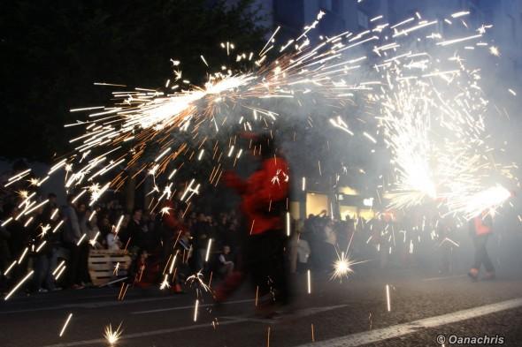Feria de Falles - Parade (9)