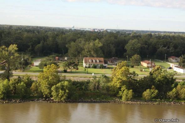 Mississippi Delta New Orleans