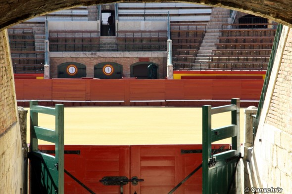 Valencia - Bullfight Arena (2)