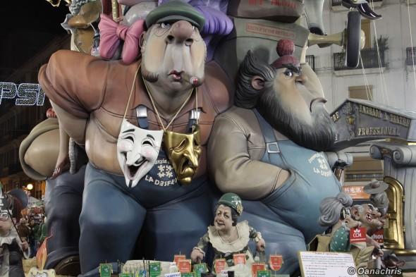 Valencia - Falles - Feria de Falles (3)