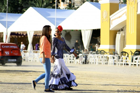 Valencia - Feria andaluza