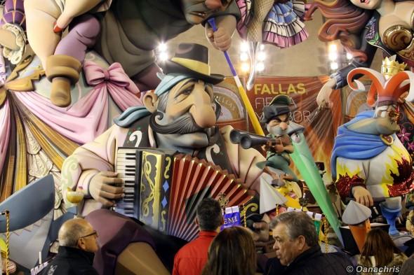 Valencia Feria de Falles - 1 st place (3)