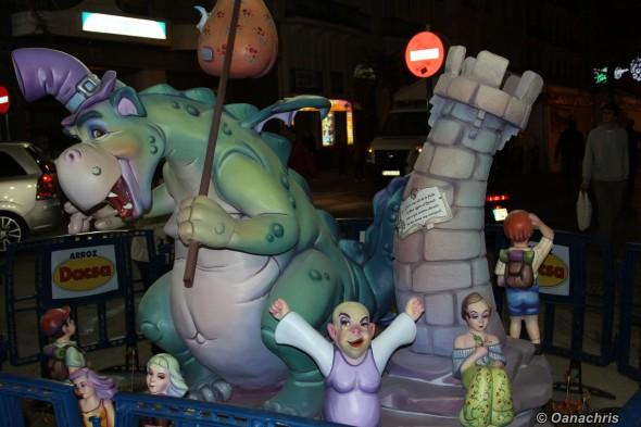 Valencia Feria de Falles - Falles Infantiles (5)