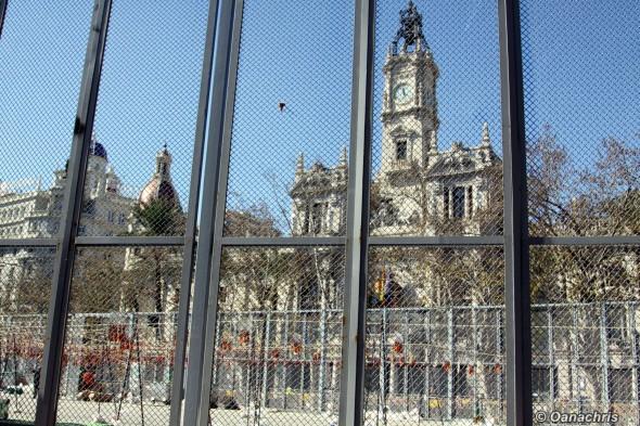 Valencia - Feria de Falles - Mascleta (1)