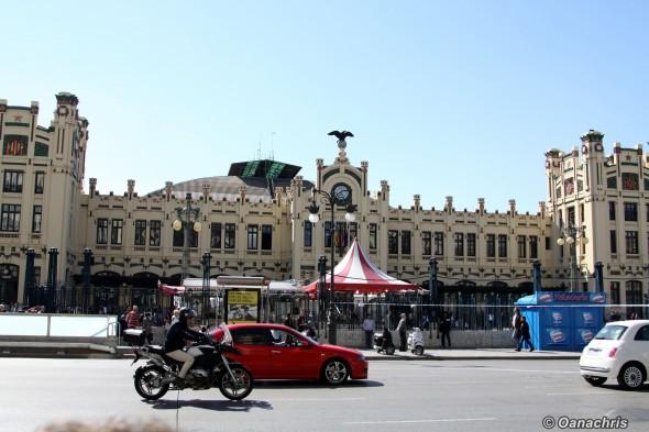 Valencia - Railway Station