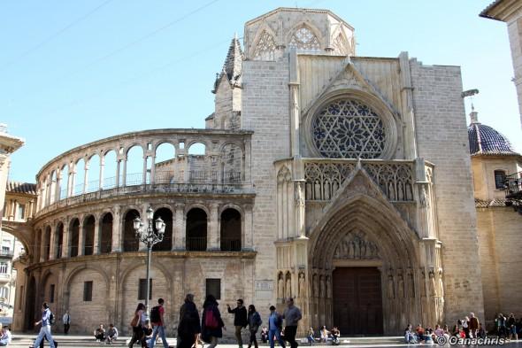 Valencia Santa Iglesia Cathedral