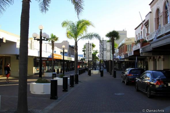 Napier Emerson Street