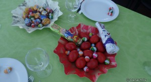 Easter on board