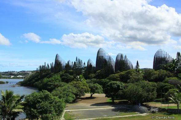 Tjibaou Cultural Centre, Noumea, New Caledonia (2)