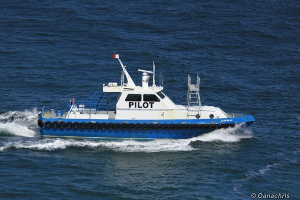 Pilot boats (4)