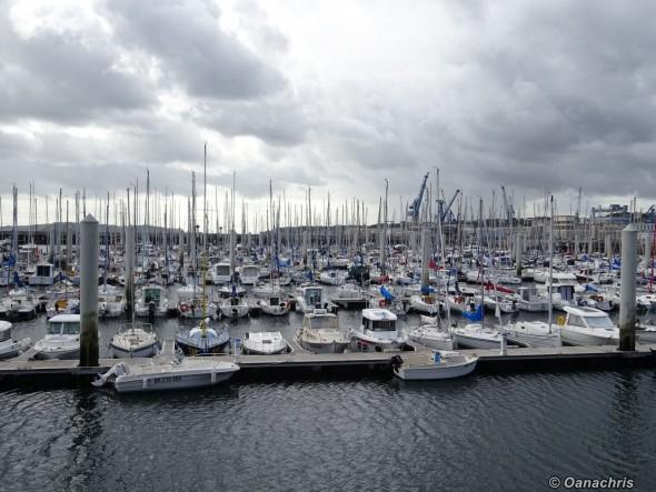 Brest Marina du Chateau