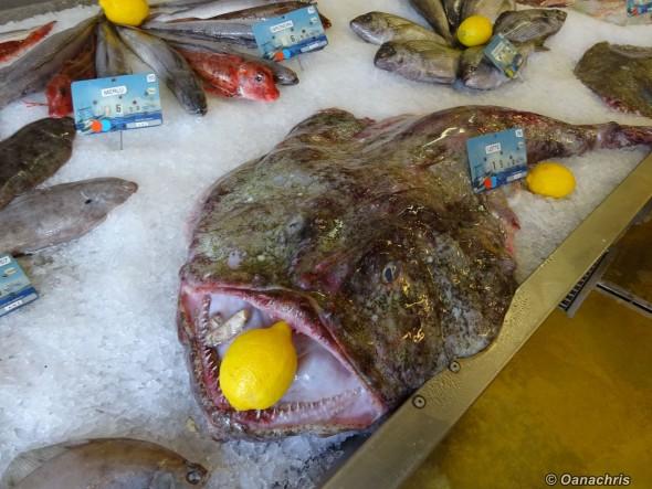 Brest Fish Market