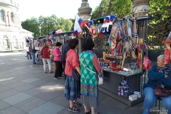 St.-Petersburg-Souvenir-market