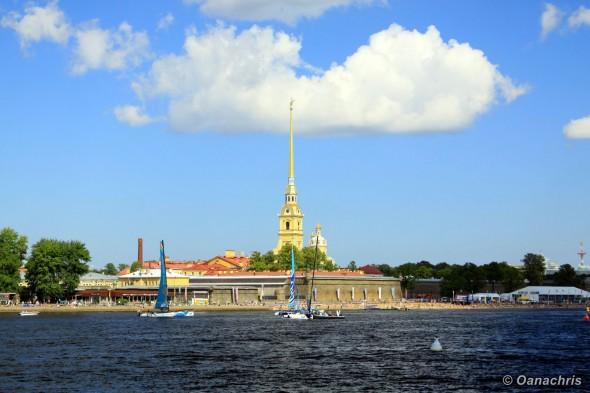 Zayachy Island St. Petersburg