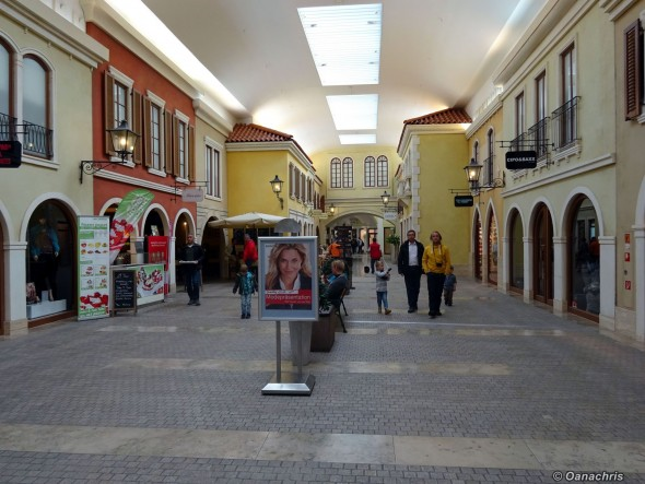 Mediterraneao Shopping Centre Bremerhaven