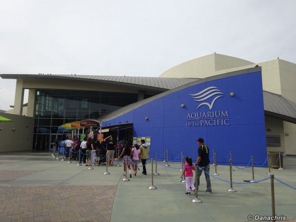 Aquarium of the Pacific, Long Beach