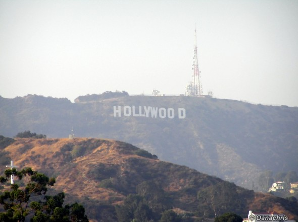 Hollywood sign, Hollywood
