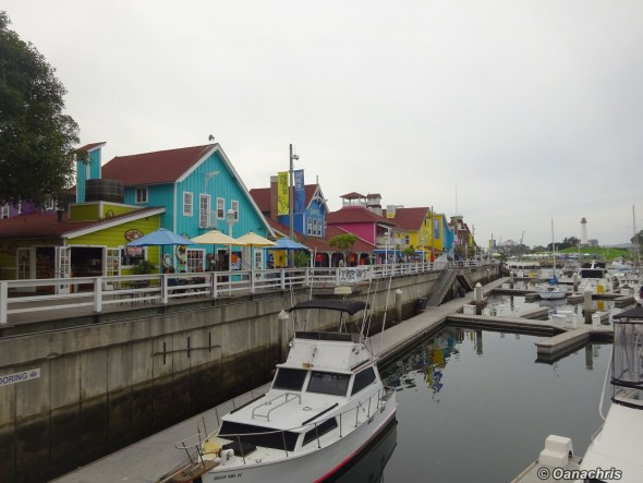 Shoreline Village, Long Beach