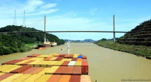 Transiting the Panama Canal featured image
