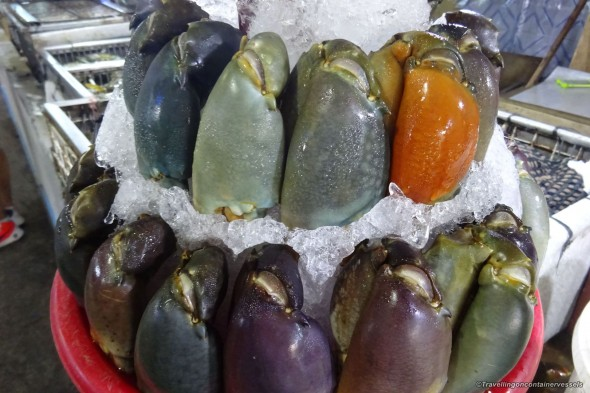 Dampa Fish Market
