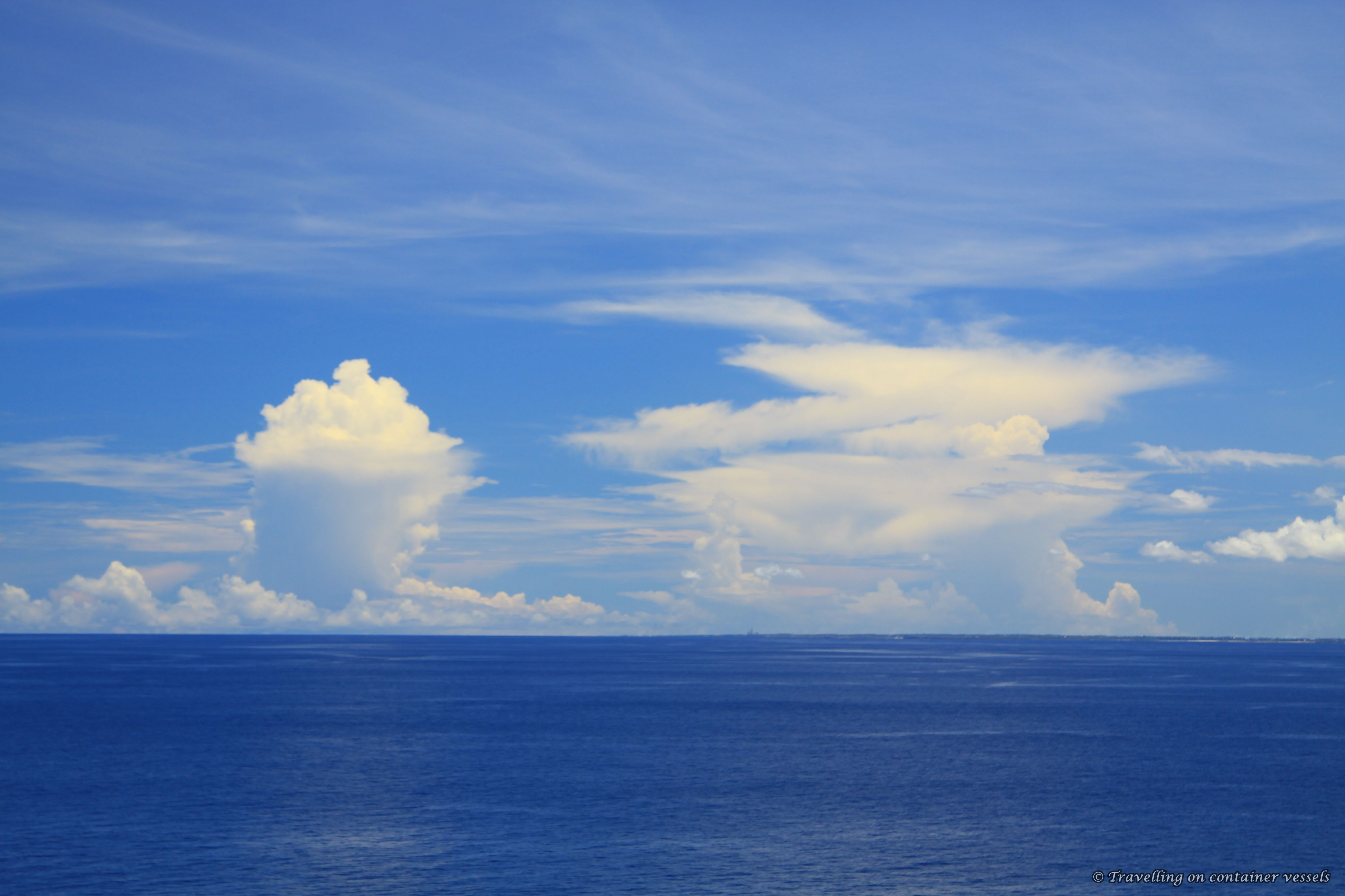 A day adrift
